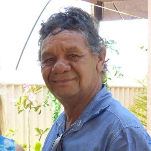 The late Leon Taylor of South Hedland