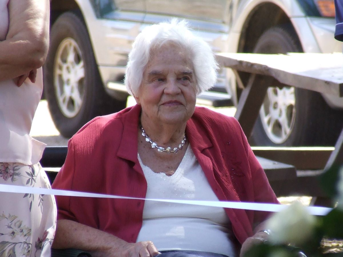 The late Irene Motacki of Dongara