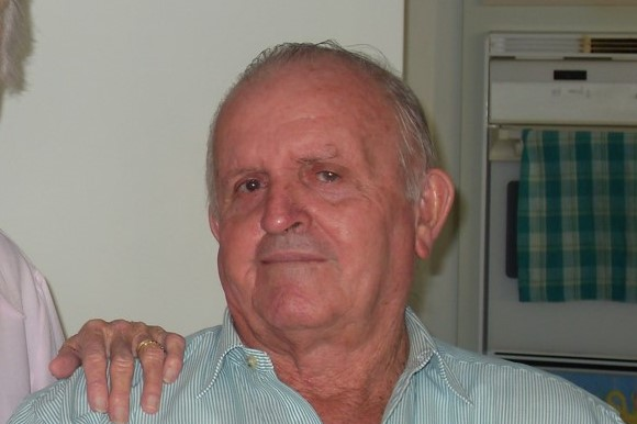 The late Lawley Glen Gould of Geraldton