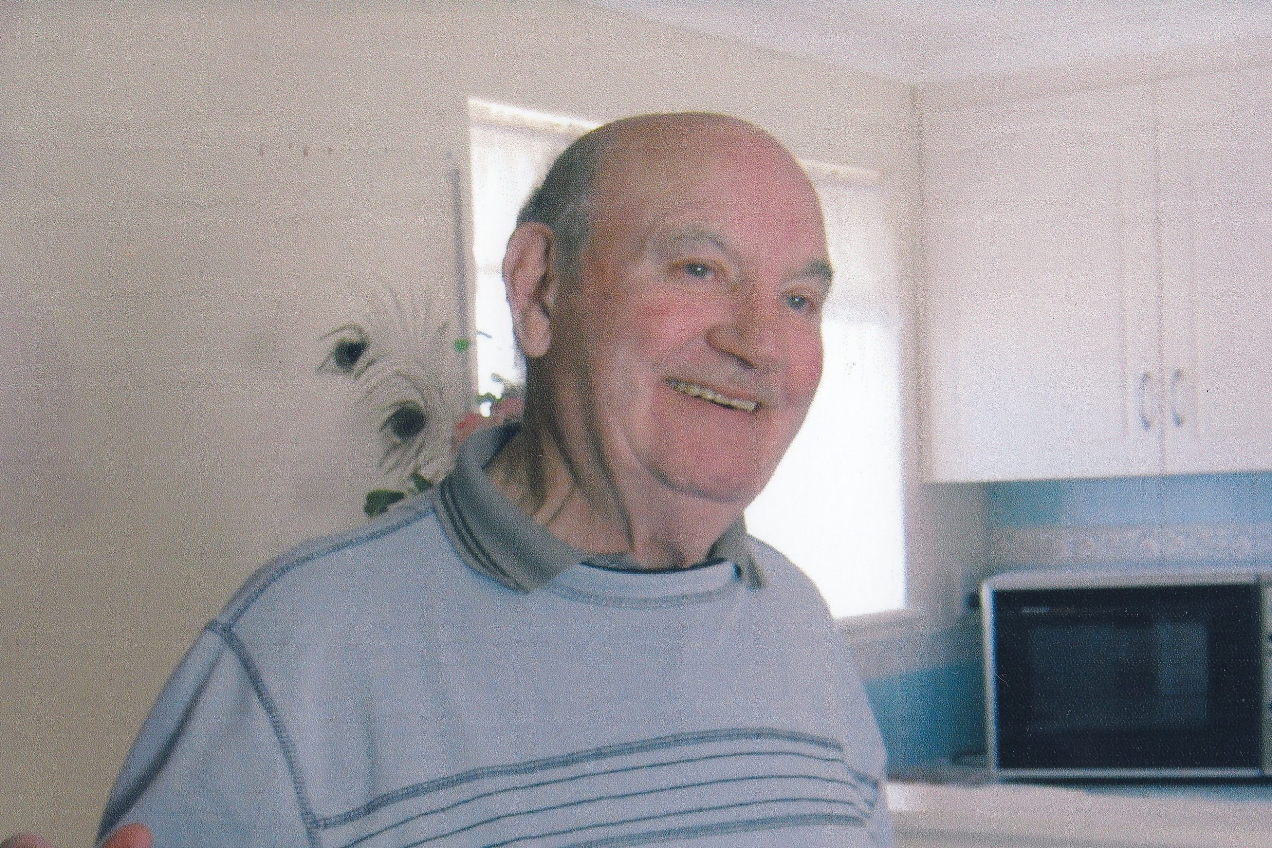 The late Vincent Harold Morris of Dongara
