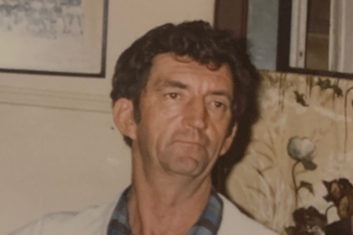 Funeral notice for the late Harold Edward Kendall of Coorow, Western Australia