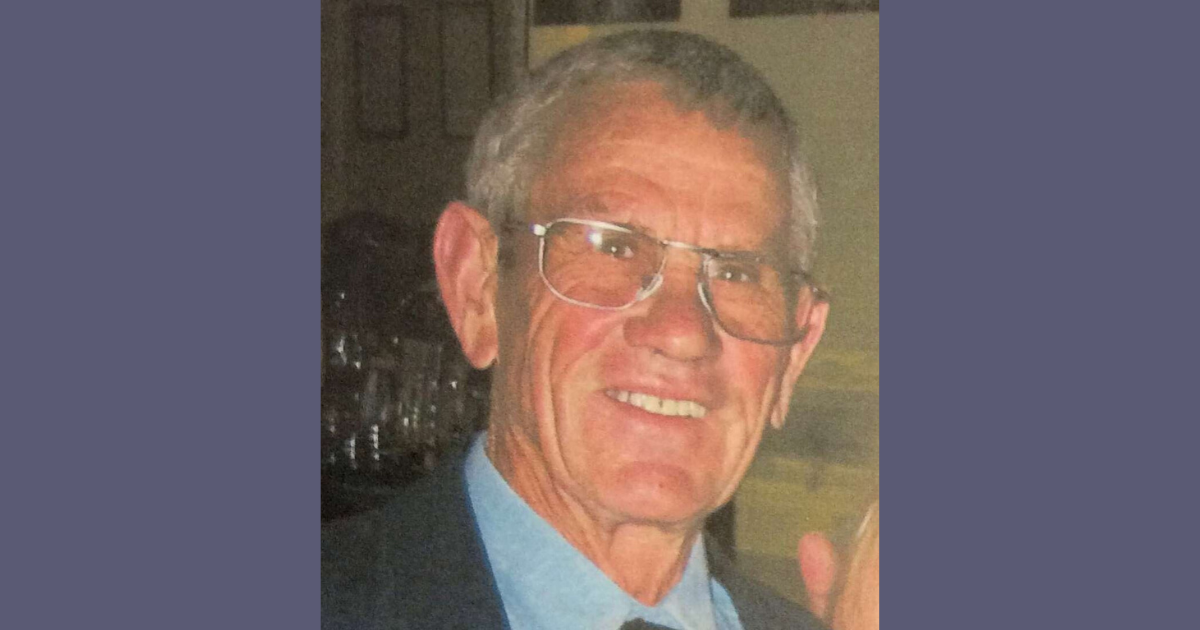 The late Earnest John McKenzie of Geraldton, Western Australia