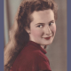 The late Audrey Nicholls of Geraldton, Western Australia