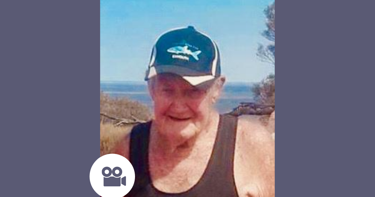 The late Peter Dalgleish of Coorow, Western Australia