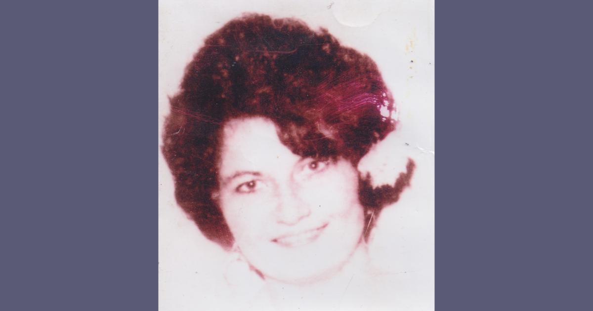 The late Lorna Mary Zadow of Geraldton, Western Australia