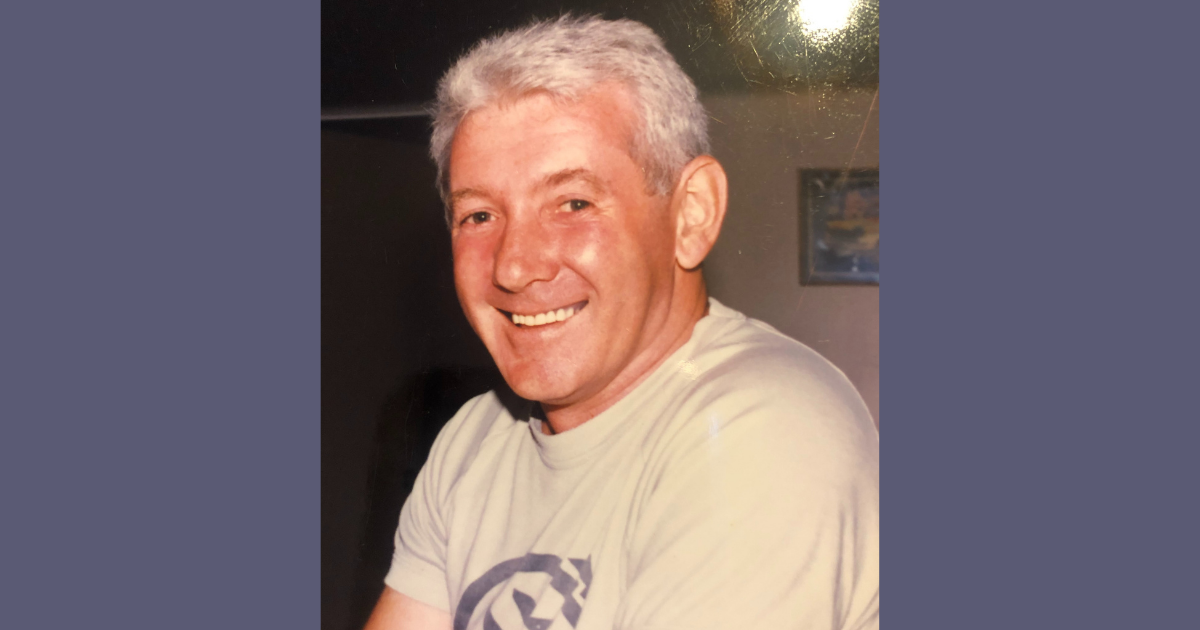The late Bryan Gibson of Dongara